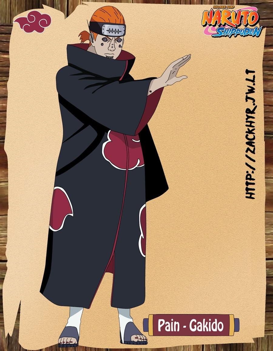 Wallpaper Naruto Shippuden (Akatsuki)   Zackhyr.Jw.Lt